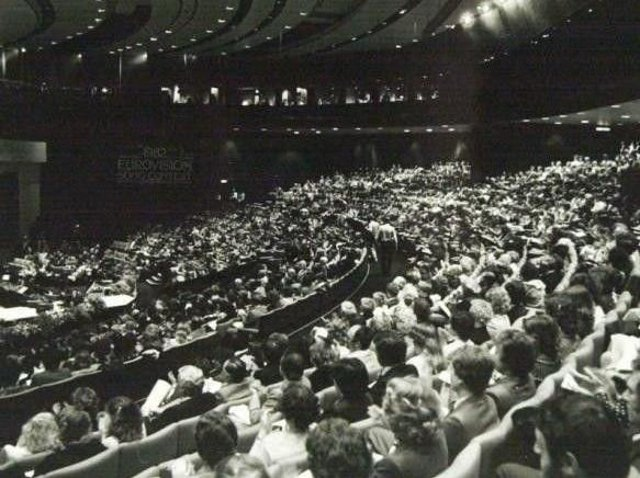 The 1982 Eurovision song contest - Harrogate
