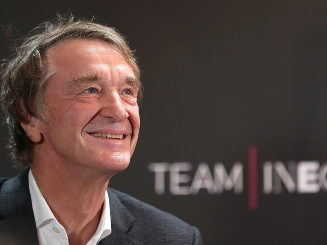 Sir Jim Ratcliffe, was born in Lancashire but lived in Hull until he was 18 years old, is valued at £6.33bn.