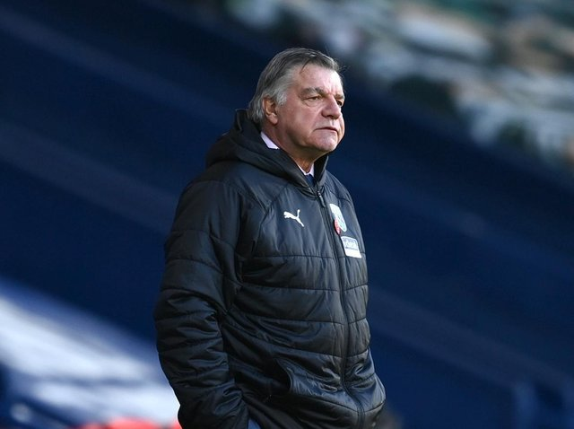 DEPARTING: Sam Allardyce. Picture: Getty Images.