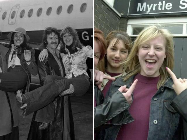 Brotherhood of Man and Lindsay Dracass have both represented Yorkshire at Eurovision