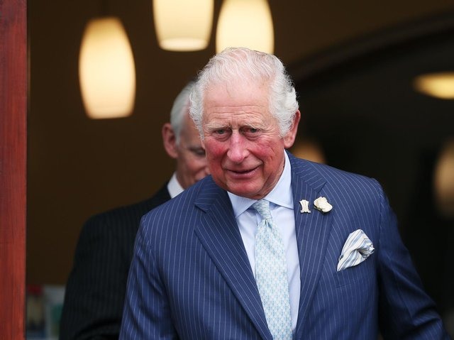 Prince Charles has called for family farms to find 'strength in numbers'