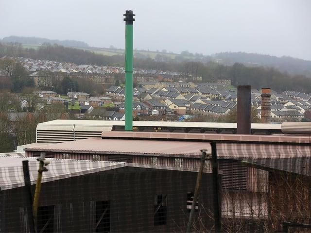 Liberty Steel in Stocksbridge. Picture: Chris Etchells.