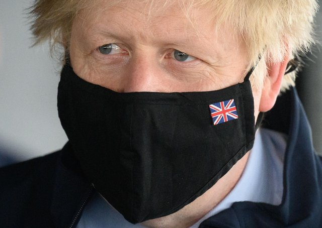 Boris Johnson is considering the latest Covid and vaccine data this week.