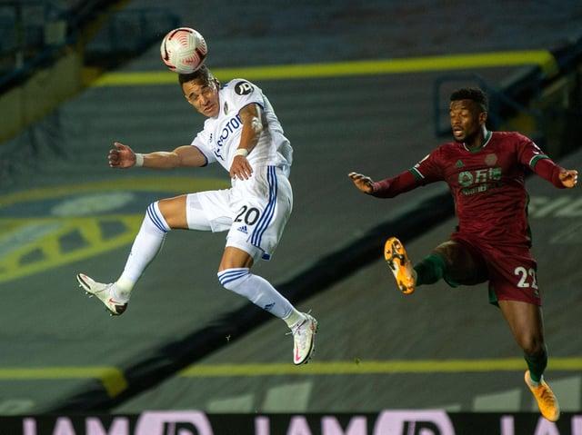 OVERLOOKED: Leeds United forward Rodrigo