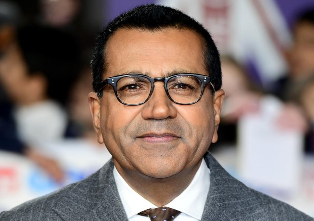 """File photo dated 28/10/19 of former BBC News religion editor Martin Bashir, who has said he """"never wanted to harm"""" Diana with the interview and does not believe he did."""