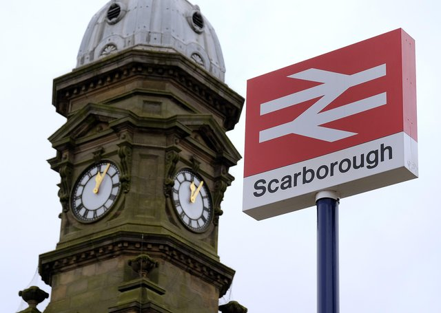 Should there be more frequent rail services to Scarborough?
