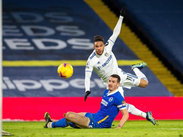 CALL-UP: Leeds United's Tyler Roberts