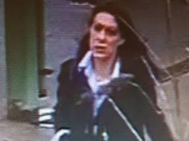 Police have released a CCTV image of a woman they want to speak to in connection with the incident (photo: West Yorkshire Police)