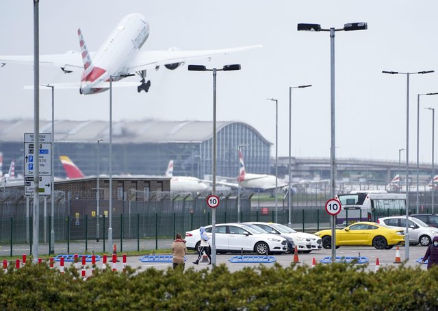 There is continuing confusion over aviation policy as the lockdown is eased.