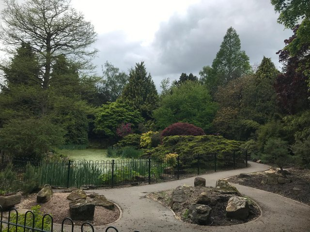 Homestead Park in York