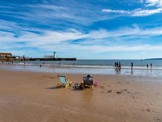 The weather is set to get much warmer in time for the Bank Holiday