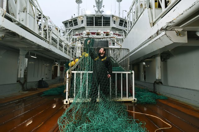 The impact of Brexit on the Hull-based trawler Kirkella will be debated in Parliament today. Photo: Jonathan Gawthorpe.