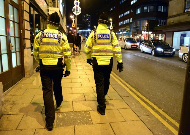 Should police be recruited from a broader range of backgrounds?