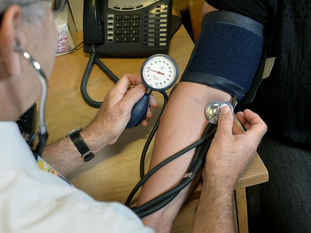 """A meeting was told that patients are being aggressive towards GPs on an """"increasingly frequent basis"""""""