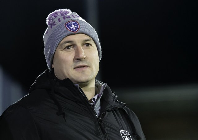 Chris Chester: Wakefield coach has been left bemused by the RFL's academy decision. (Picture: SWPix.comn)