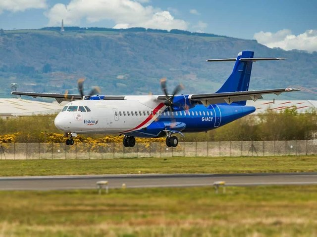 The Saturday flights are starting from June 19