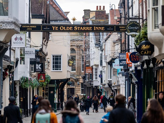 The most historic pubs in York