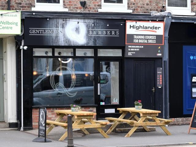 Q Gentleman's Barbers in York