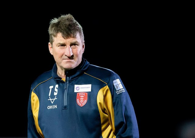 Tony Smith: Once survived a 15-game losing run as Huddersfield head coach. (Picture: SWPix.com)