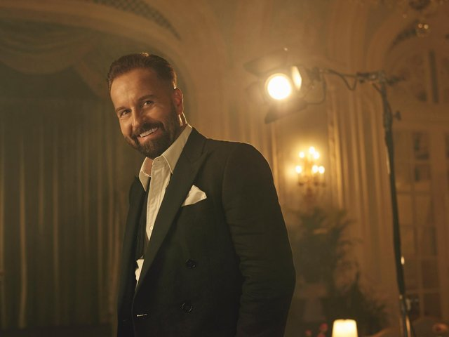Alfie Boe is looking forward to singing at the Picnic Proms at Harewood House in September. (Picture: Shirlaine Forrest).