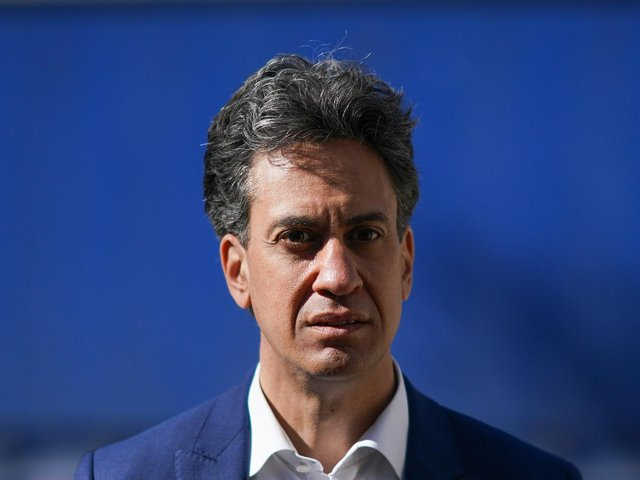 Shadow Business Secretary Ed Miliband has called for clear guidance from the Government to help businesses begin their recovery in the wake of the coronavirus pandemic. (Picture: Ian Forsyth/Getty Images)