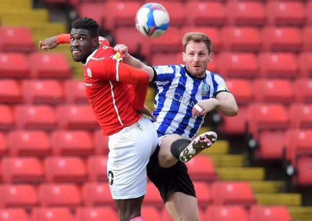 Barnsley's loan striker Daryl Dike.    Picture: Steve Ellis