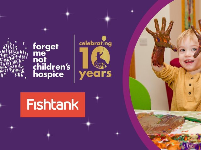 After losing an estimated 1m in revenue during the pandemic, Yorkshire childrens charity Forget Me Not has been supported with video animation services by Mirfield based digital marketing specialist Fishtank Agenc