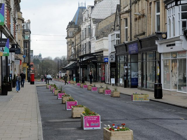 The pop-up will occupy a shop unit on James Street in Harrogate