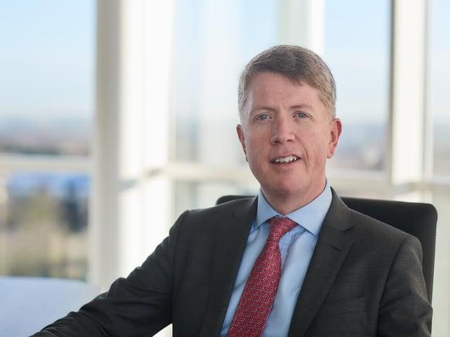 Mark Scanlon, CEO of Tenet Group