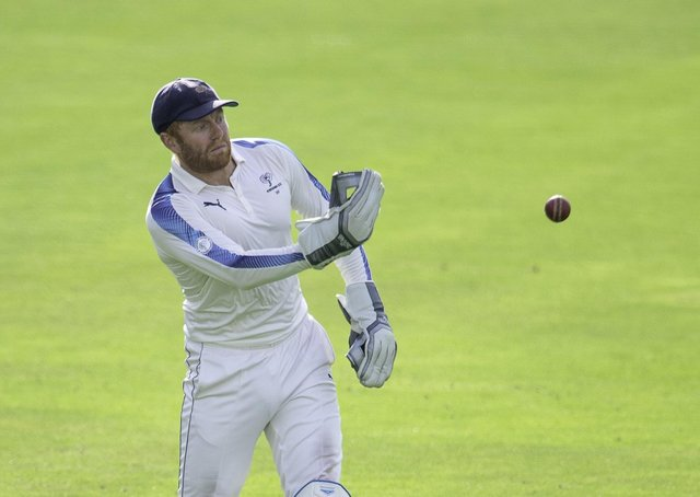 Jonny Bairstow: Has played only three games for Yorkshire in the last three years. (Picture: SWPix.com)