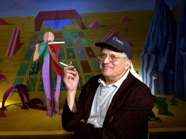 David Hockney at Salts Mill