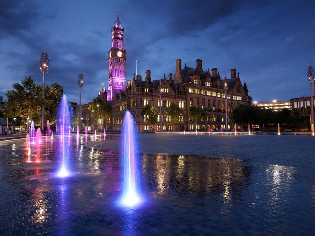 City Park in Bradford (Pic: Visit Bradford)