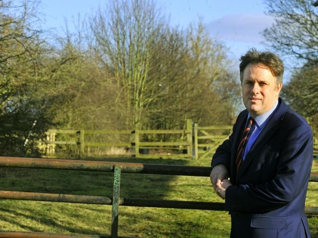 """Julian Sturdy, the Conservative MP for York Outer, said: """"We have to hold our nerve on this and stick to the plan in the roadmap."""""""