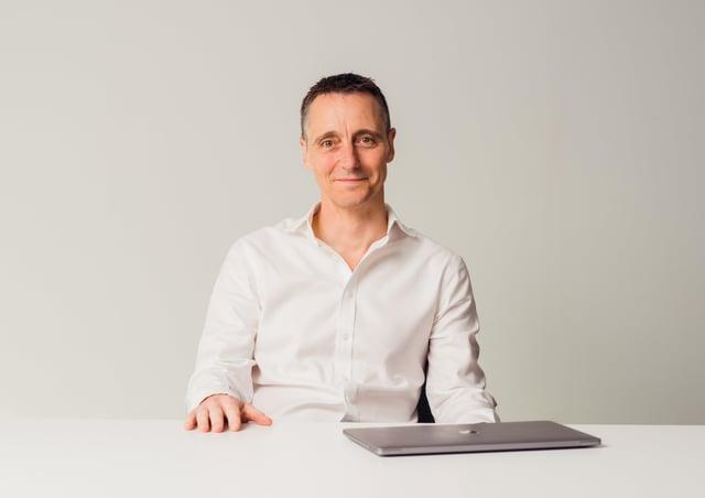 Stuart Green, CEO of Sheffield-based Zoo Digital.