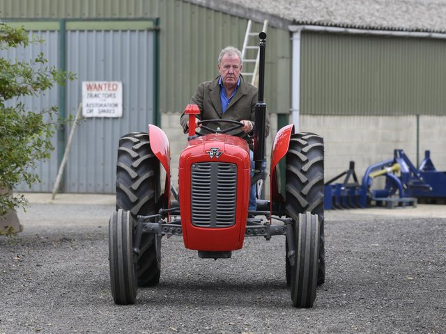 Clarkson's Farm will be shown on Amazon Prime from June 11.  Picture: PA Photo/Amazon Prime Video/ Stephanie Hazelwood