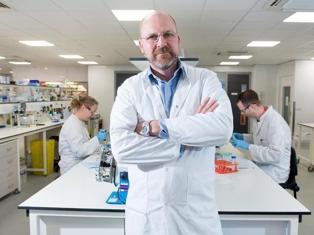 Alastair Smith, CEO of Avacta Group