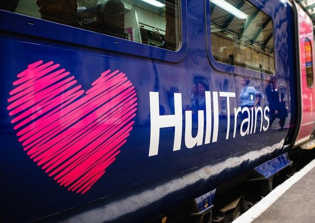 Hull Trains provides an essential service from East Yorkshire to London.