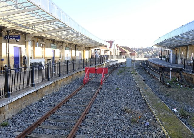 Whitby continues to pay the price for poor rail connections, writes reader John Fearnley.