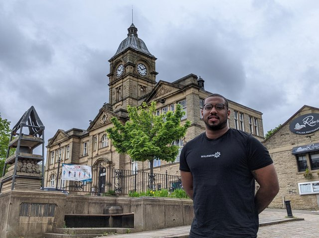 Ross Peltier, a Jamaica rugby league international prop who also plays for Doncaster Dons, lives with his partner and young children in the constituency, according to the Green. He also works in the building sector.