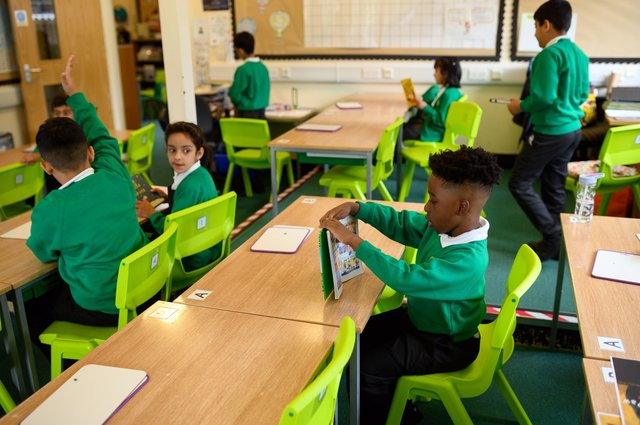 The Government has just published a much-reduced catch-up plan for schools.