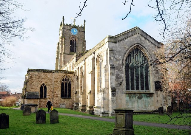 Churches like this place of worship in Pocklington are the focal point of local communities.