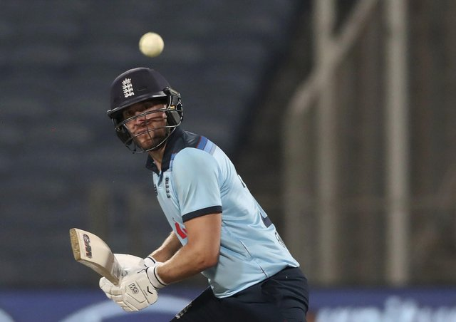 Yorkshire debut: England's Dawid Malan. Picture: AP