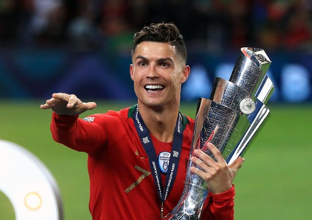 Portugal's Cristiano Ronaldo: Will need to be on top form.