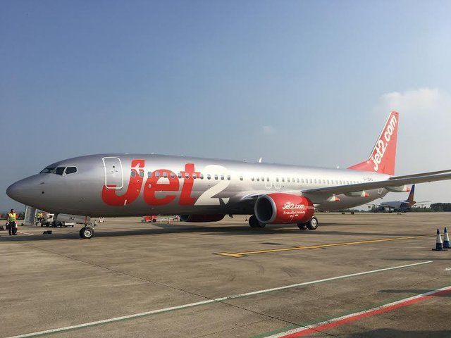 """Jet2 said that Jet2.com and Jet2holidays will continue to have """"a thriving future"""""""