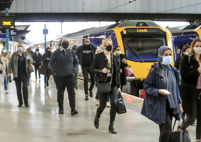 What will be the future of Yorkshire's rail services after the pandemic?
