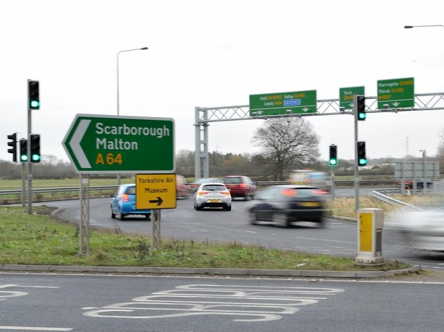 Should the A64 be dualled?