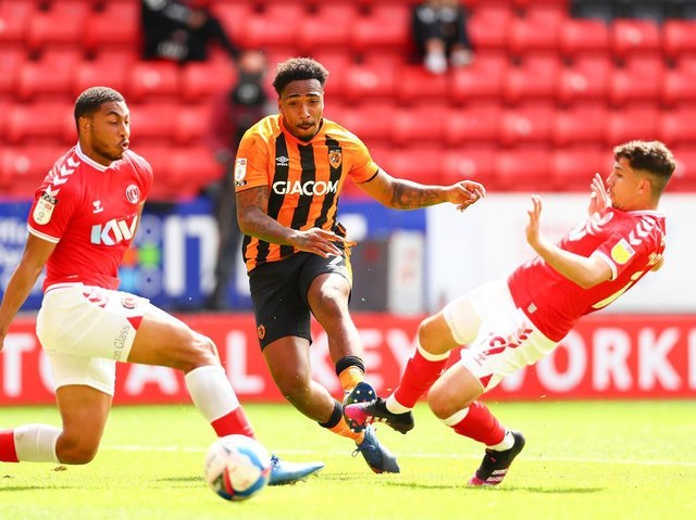 NOMINATED: Hull City's Mallik Wilks has made the PFA League One team of the year. Picture: Getty Images.