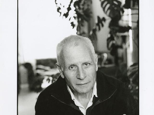 Writer and sportsman David Storey.