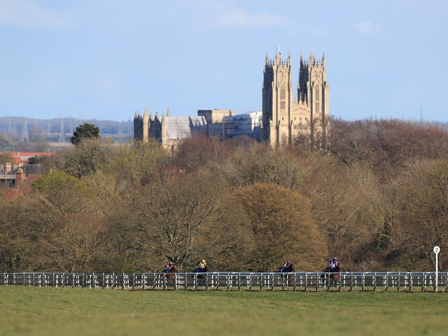 Library image of Beverley Minster. The new development is situated one mile to the south east of Beverley town centre.