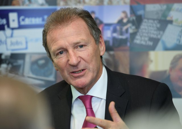 Lord Gus O'Donnell was Cabinet Secretary to three prime ministers.